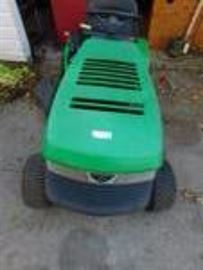 Sabre Riding Lawn Mower