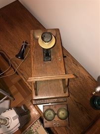 Western Electric Vintage Phone