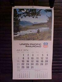 1974 Union Pacific RR