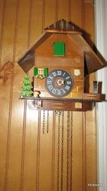 Several clocks available