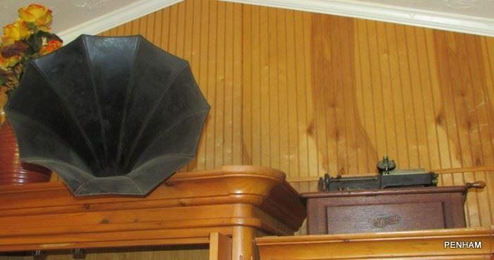 Edison Victrola Phonograph