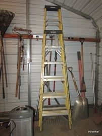 Husky ladders