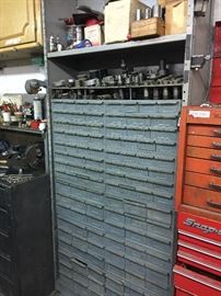 Drill bit tool box can be used for anything
