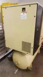 Ingersoll Rand 120-Gallon Rotary Screw Air Compressor With Cooler/Dryer