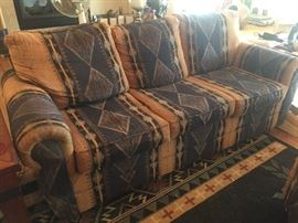 Southwest sofa
