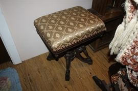Antique bench/stool