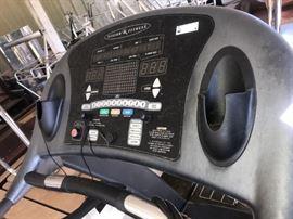 2 Treadmills