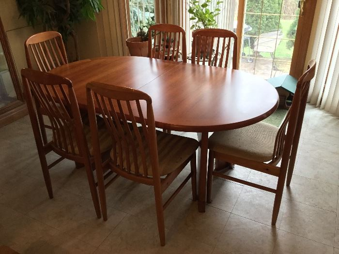 House of Denmark dining set