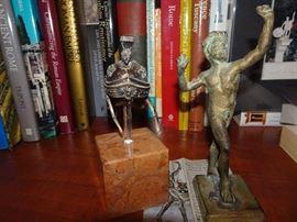 Statuary Galore