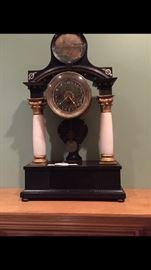 Antique Austrian Mantel Clock