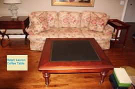 Ralph Lauren Coffee Table