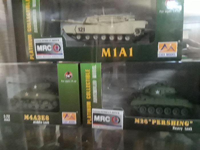 die cast military vehicles