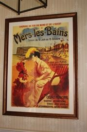 Assorted Quality French Posters