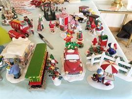 Department 56 Christmas Village (Disney!!!)