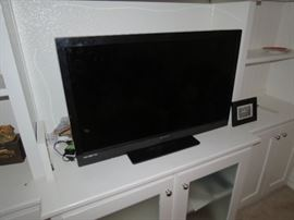 1 of 2 Flatscreen Tvs