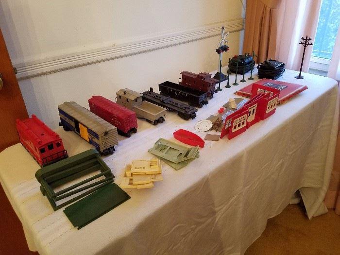 Lionel train set