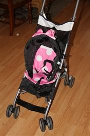 Minnie Mouse Stroller