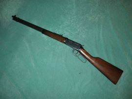 Ted Williams 100, 30-30, Winchester made