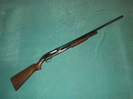 Winchester 12, 12 gauge, manufactured 1927