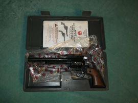 Ruger S Black Hawk, 45 colt, revolver, hand gun