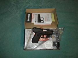 "Taurus 709 ""slim"", 9mm, original box"