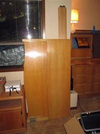 Basement: Single bed Matches dresser