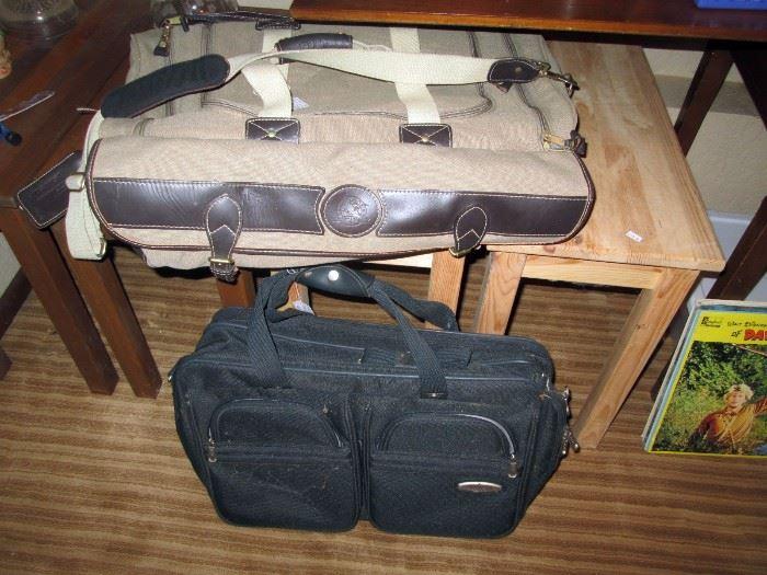 Basement:  Eddie Bauer Bag, Other Bag