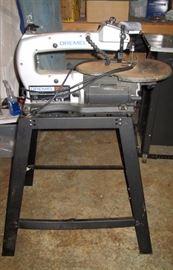 Garage:  Dremel 1680 Scroll Saw with Stand