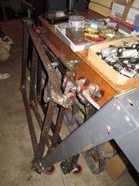 Garage:  Craftsman Adjustable Universal Mobile Bases