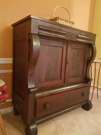 gorgeous buffet or break front style accent peice