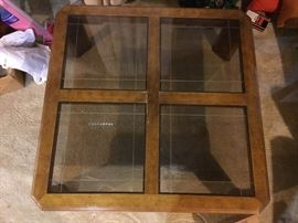 -Picture two of coffee table