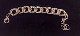 "Mac 59  - Chanel ""Méttiers d'Art Dubai"" Wide Link Bracelet"