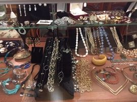 Designer Jewelry, Costume Jewelry