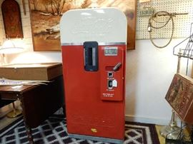 Original Vendo 39 in fine operating condition