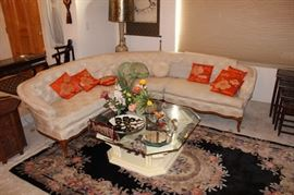 Vintage living room furniture in excellent condition!