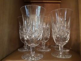 Waterford Crystal Stemware