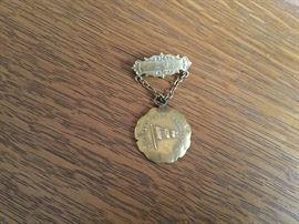 Antique medal
