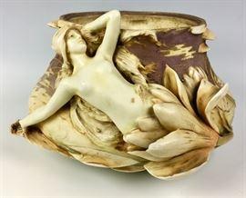 Beautiful Amphora Nude Vase