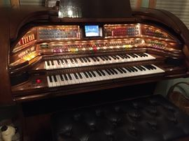Lowery Stardust Organ