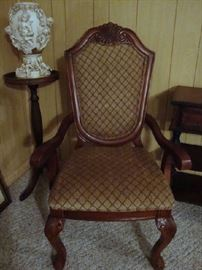 One of 6 matching Chairs