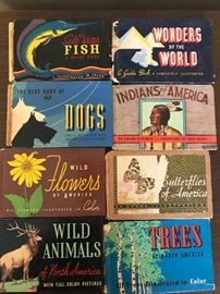Mini books  1930's