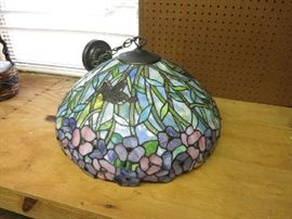 Stain Glass Light Shade