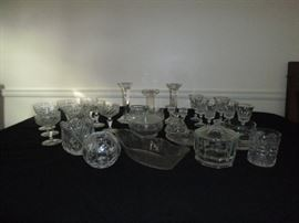 Cut Glass and Crystal  http://www.ctonlineauctions.com/detail.asp?id=652348