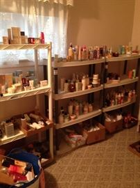 ALL AVON $1.00 EACH!   EVERYTHING ELSE   IN THE HOUSE $1.00 EACH, EXCEPT SOME FURNITURE PRICED $5.00 TO $10.00! PLASTIC TABLES AND SHELFS NOT FOR SALE!