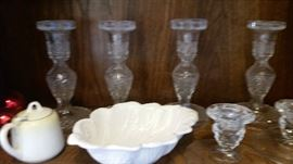 Candleholders, Miscellaneous