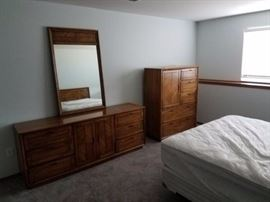 Another great bedroom set from the guest room