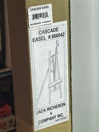 BRAND NEW IN BOX EASEL