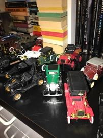 DIE CAST AND MODEL CARS