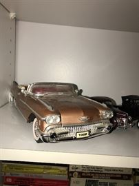 DIE-CAST AND MODEL CARS