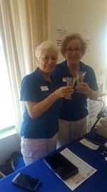 Glenis Rogers & Kay Wilder (Sweet Memories Estate Sales) THANK YOU for viewing our sale.  We look forward to seeing you there!  Remember, it is a 4 day sale this time with a later start time on Sunday!